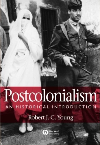 Postcolonialism Book Cover