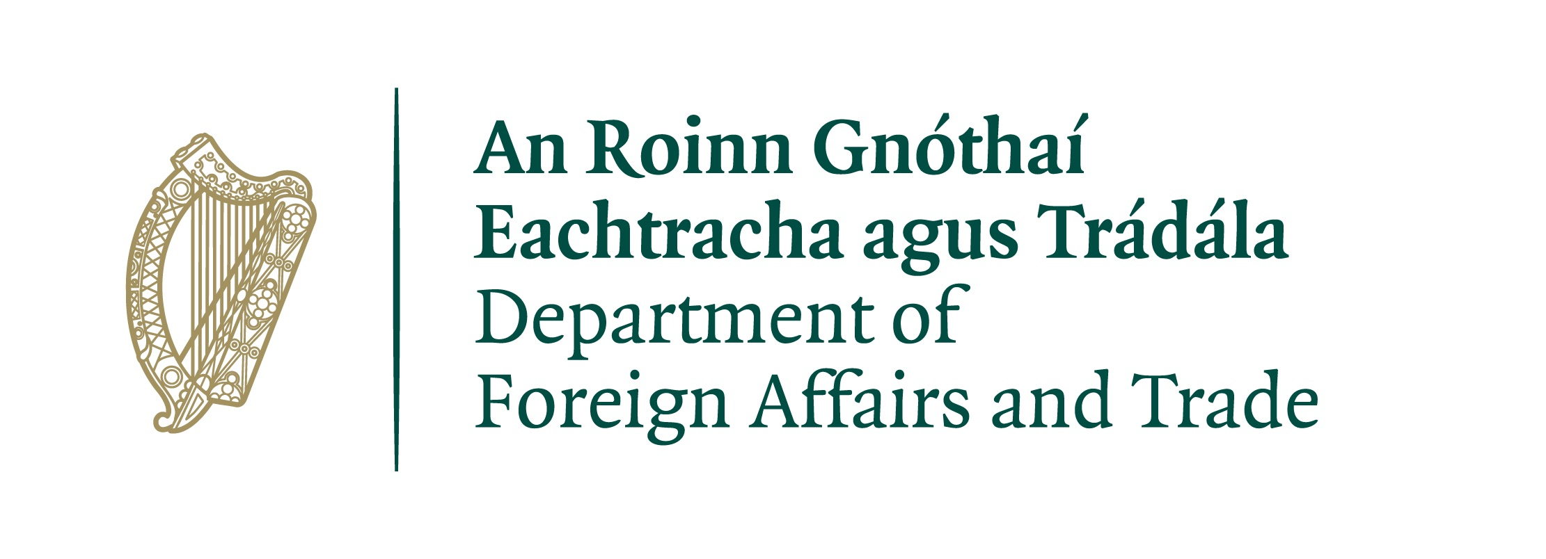 Irish foreign affairs logo